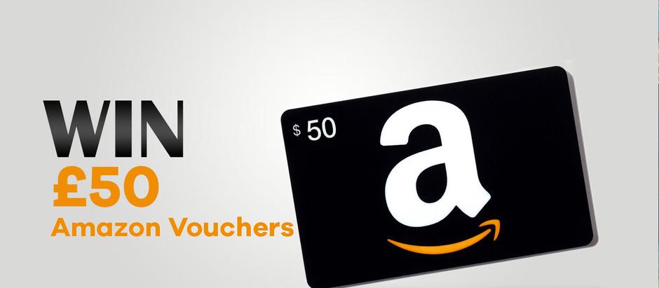 Win £50 Gift Card