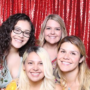 Janelle's Graduation Party