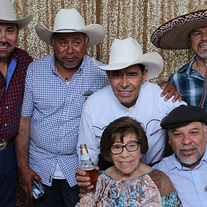 Victor Tapia's 60th Birthday
