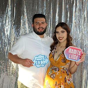 Tita &David's baby shower