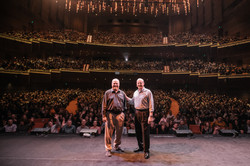 Steve & Javier presenting in Sydney