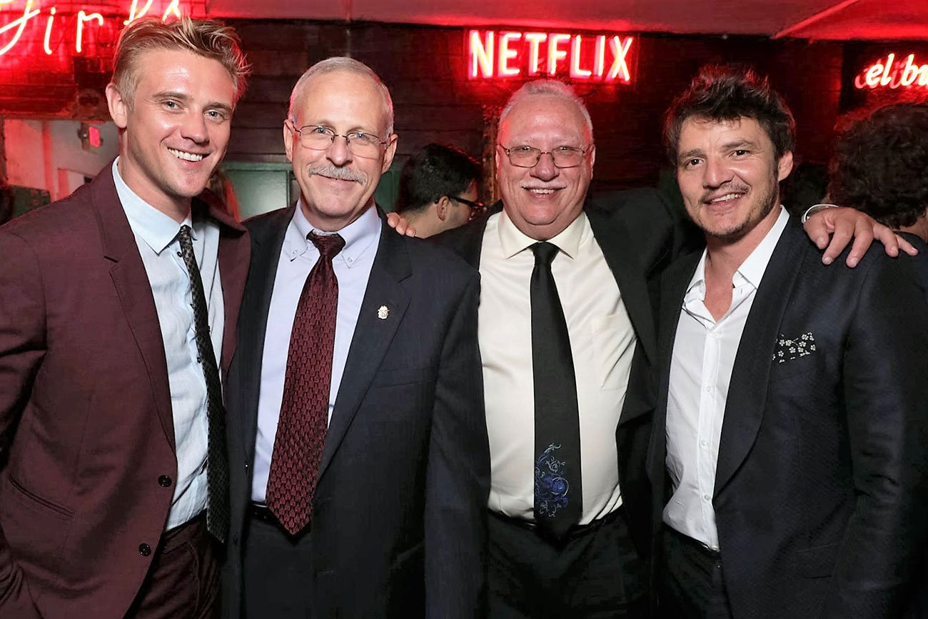 Boyd-Pedro-Javier-Steve-Premiere-Netflix