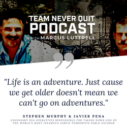 Team Never Quit Podcast