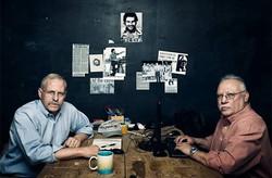 Javier and Steve, Lead Investigators