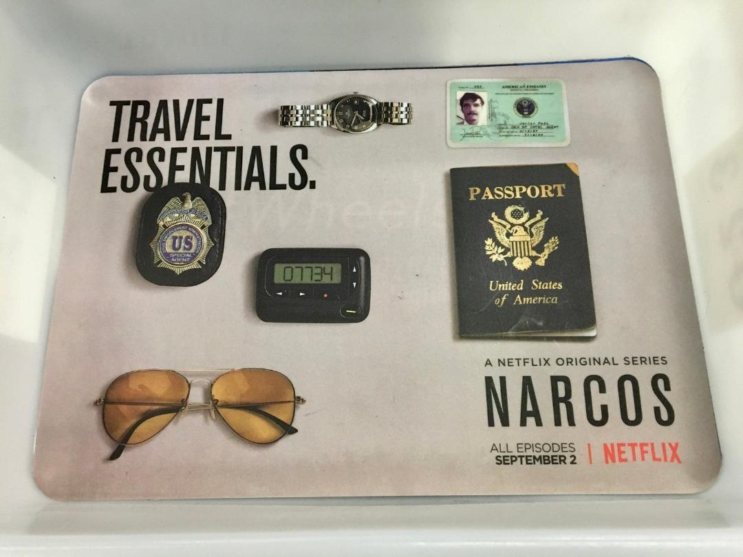 Narcos at Your Airport