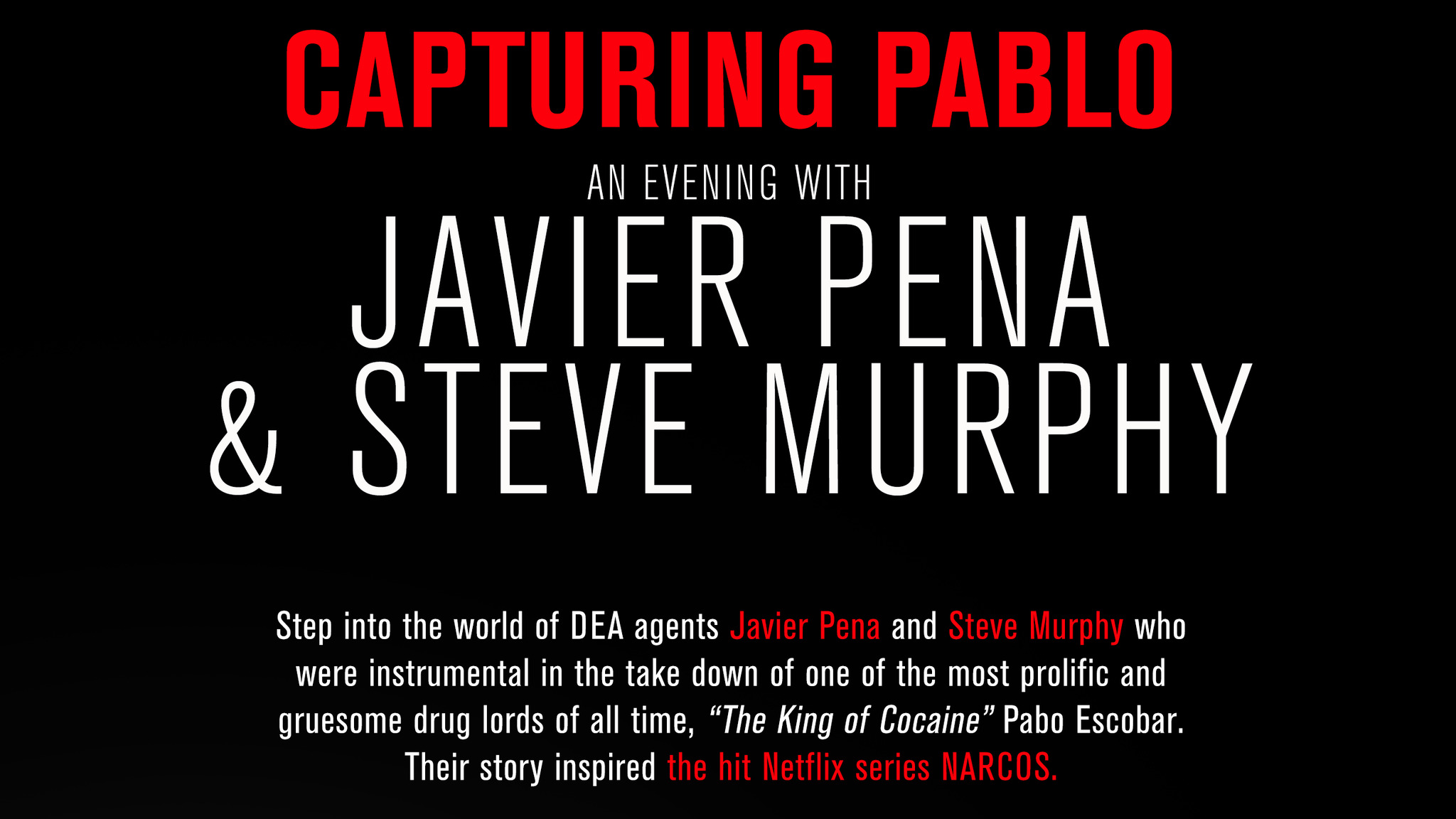 Capturing Pablo World Tour