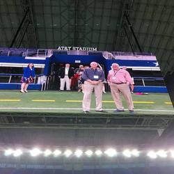 On the big screen in Texas!