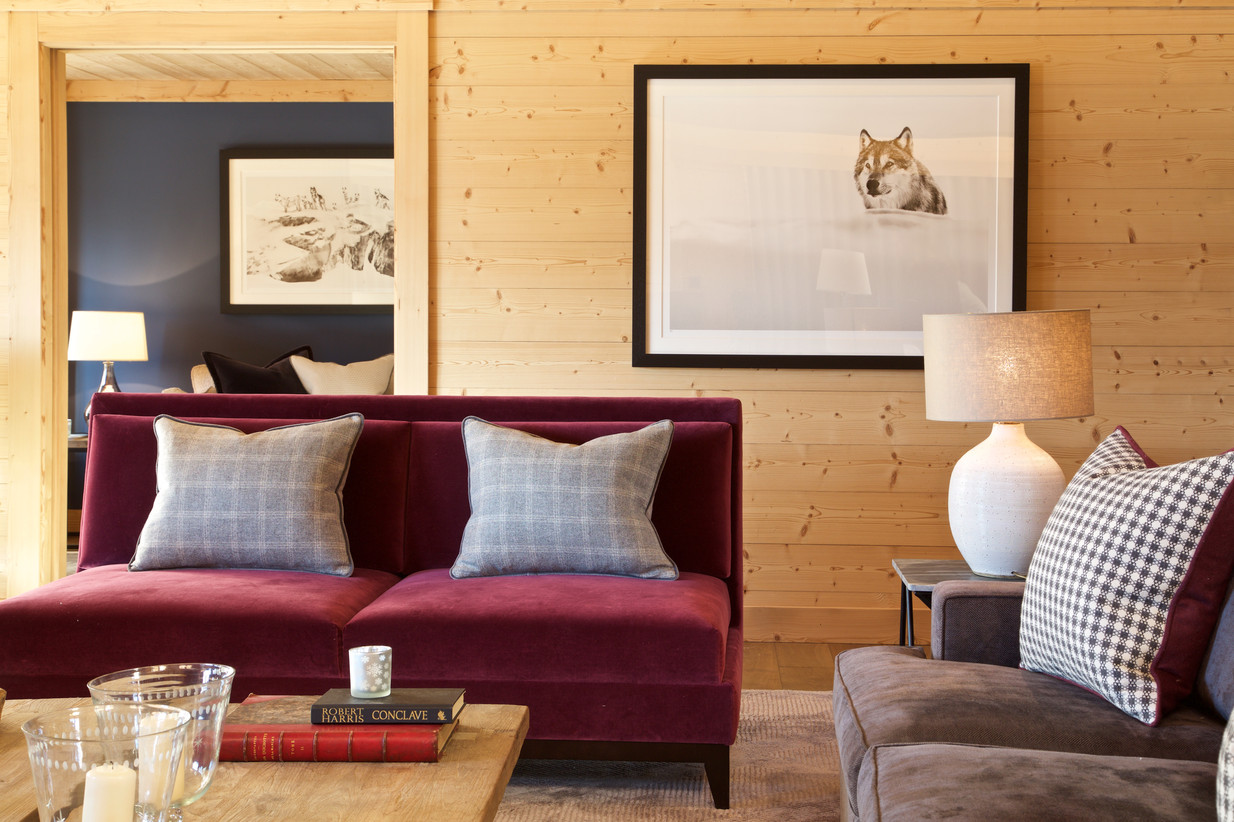 A Cosy Chalet in Rougemont