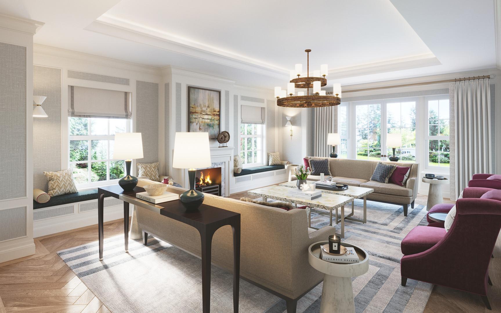 Reception | Oakwood Lodge | The Spinney