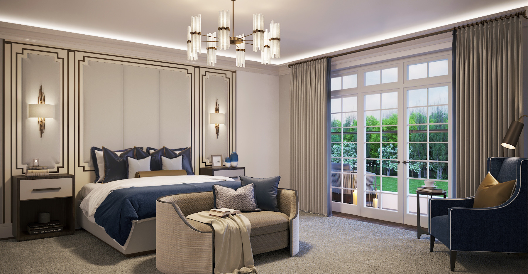 Master Bedroom | Sunningdale Development