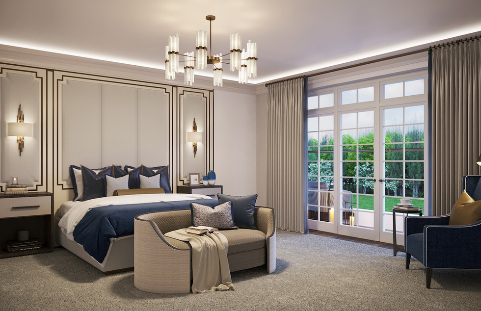 Master Bedroom | Sunningdale Development