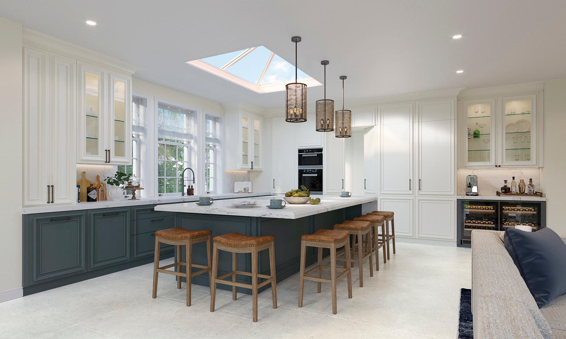 Kitchen | Oakwood Lodge | The Spinney