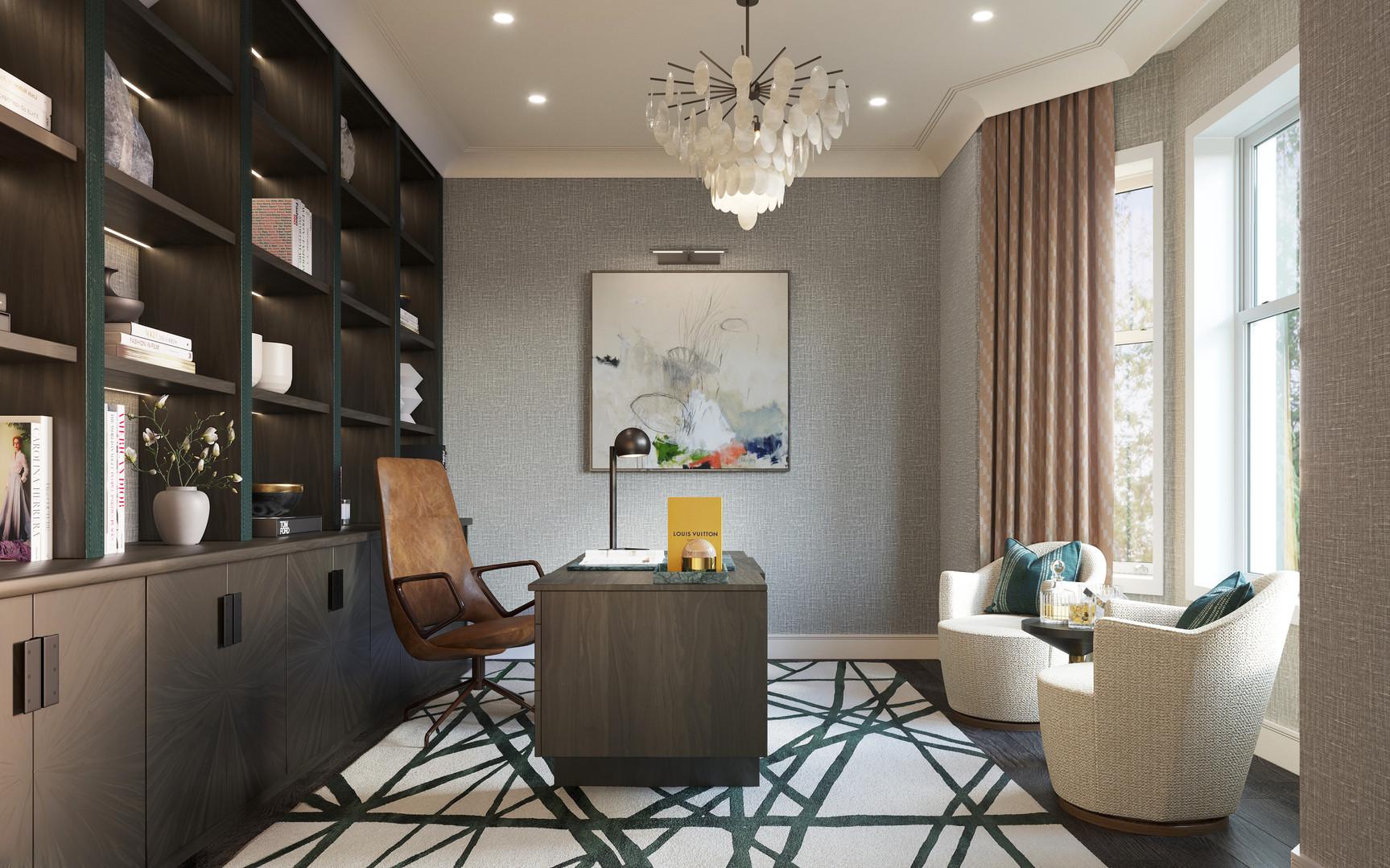 Study _ Foxside House