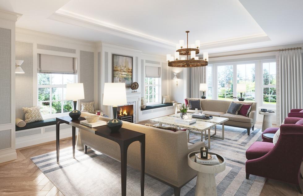 Reception Room | Sunningdale Development