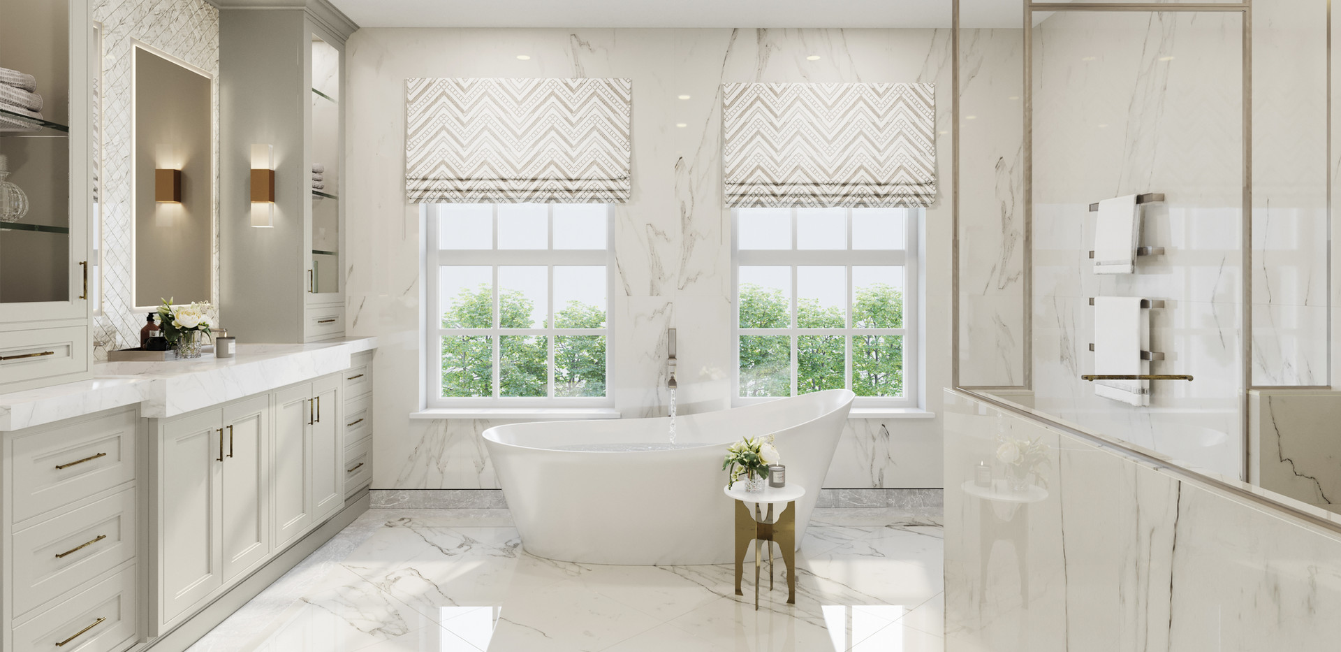 Master Ensuite | Sunningdale Development