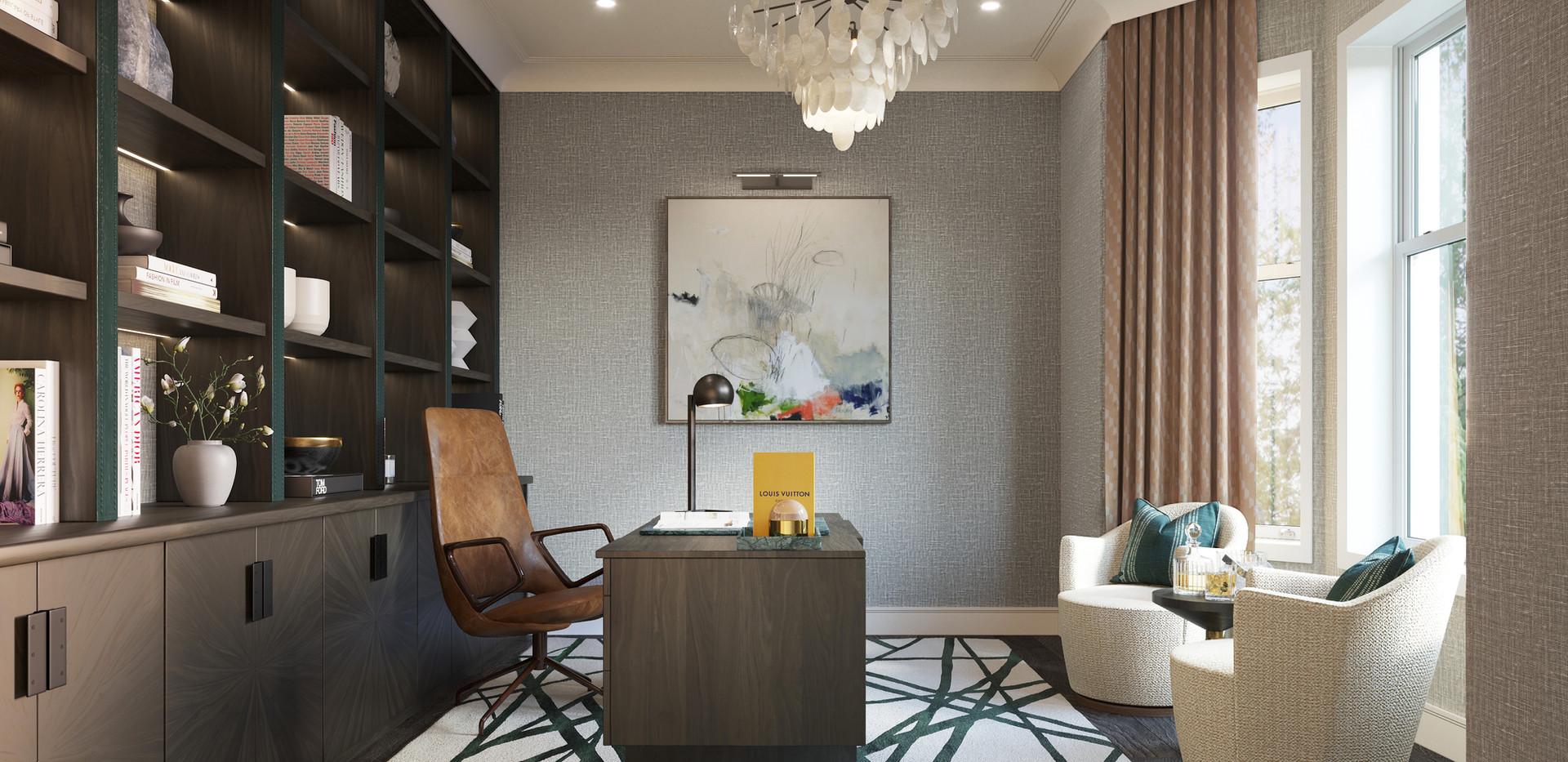 Study | Foxside House