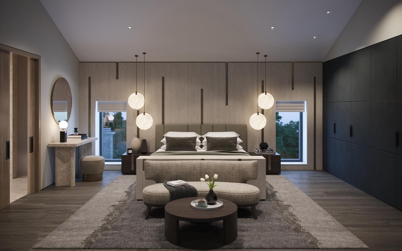 A Contemporary Knightsbridge Apartment
