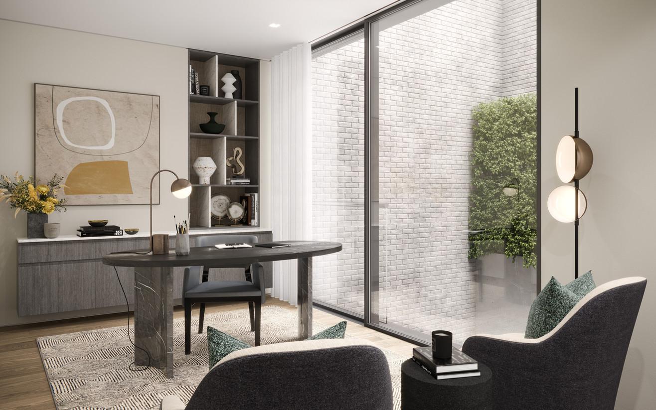 A Modern Kensington Development