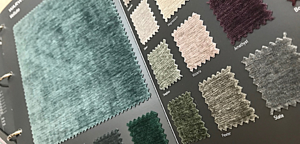 Soft fabrics can make all the difference to helping sell your home