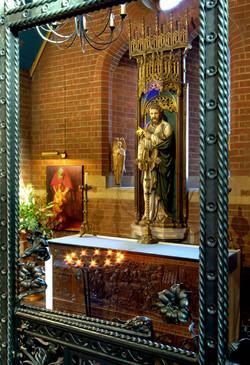 St Peter's Chapel ©John Crook