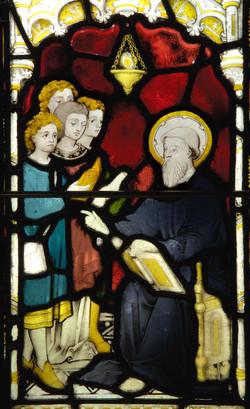 St Bede (Gow window) ©JohnCrook