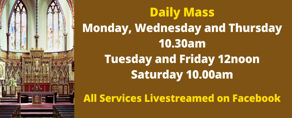 Daily Masses