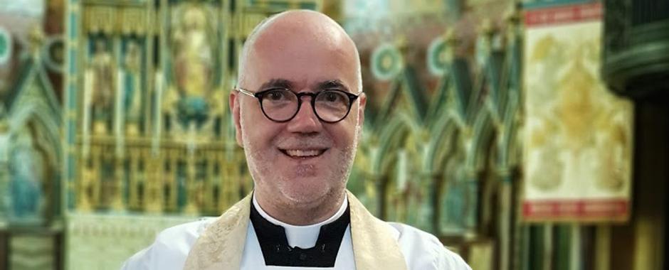 Fr Mark McAulay SSC