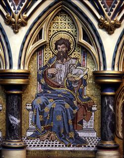 St John Baptist mosaic ©JohnCrook