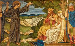 St Augustine mosaic © John Crook
