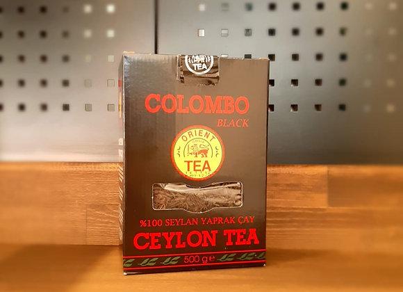 COLOMBO SEYLAN YAPRAK SİYAH ÇAY 500 GR.