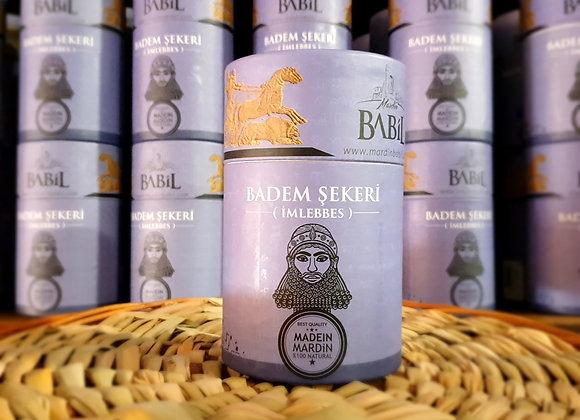 BABİL KURUYEMİŞ KARAMELLİ BADEM ŞEKERİ 500 GR.