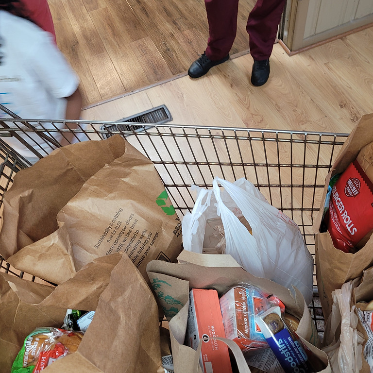 Free Grocery Pick-up