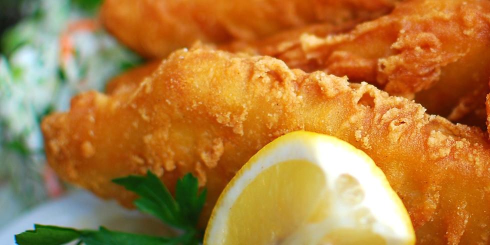 $7 Fish Fry Friday