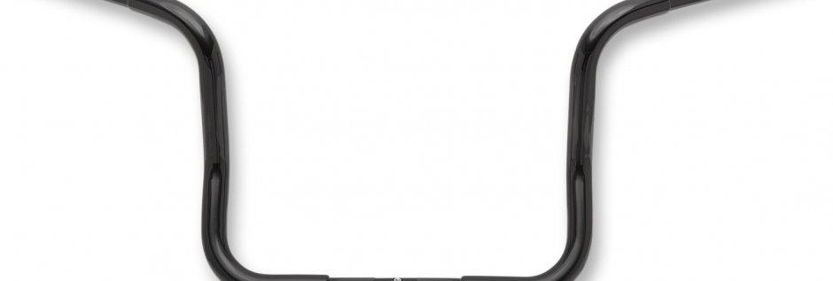 "Fat Bagger 1¼"" Round Handlebar 86-20 Street Glide Models"
