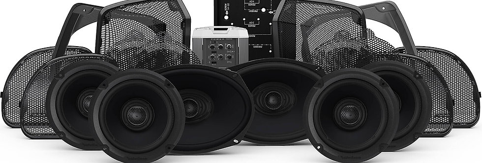 Rockford Fosgate HD14U-STAGE3