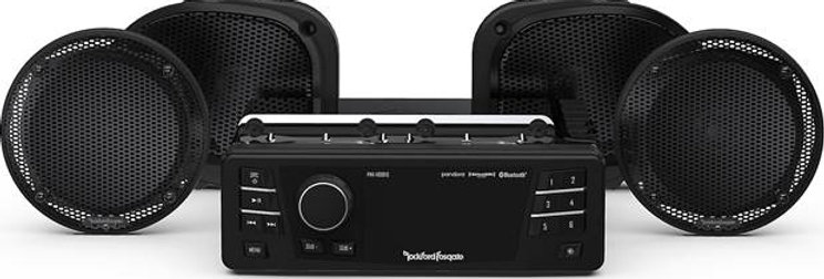 Rockford Fosgate HD9813RGU-STAGE1