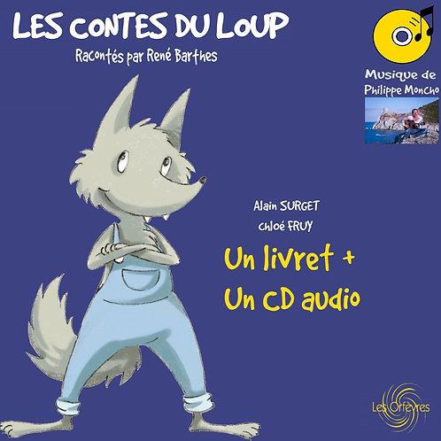 LIVRET CD LES CONTES DU LOUP