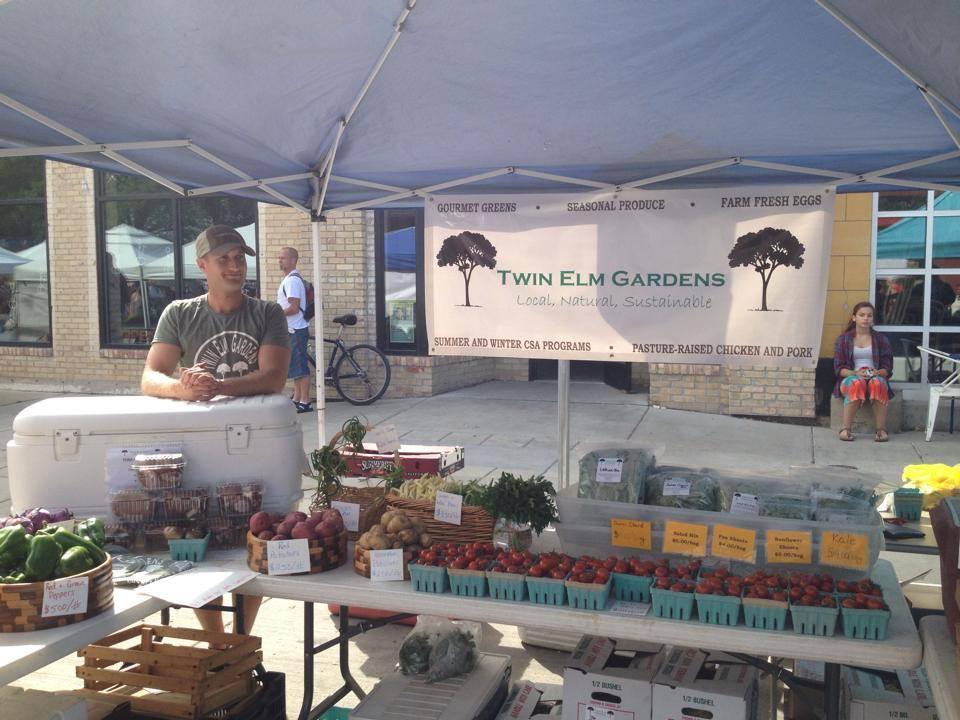 Farmer's Market Booth