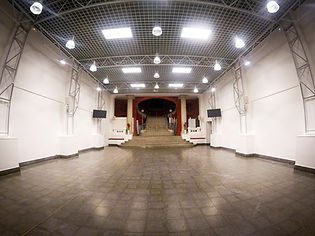 Hall d'honneur CARCOM Lons le Saunier, expostions