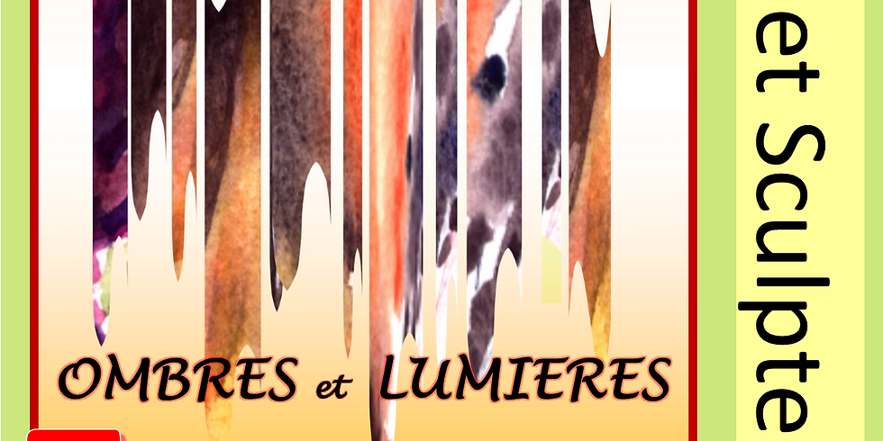 Exposition VOLUMES OMBRES et LUMIERES