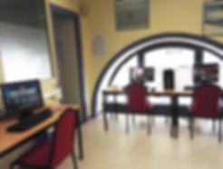 cyber espace, carrefour de la communication Lons le Saunie