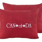 Throw Pillow - Canada