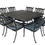 Thumbnail: Dynasty Dining 9 Piece set with square table