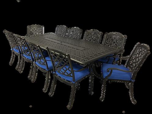 Paisley Dining 11 Piece set