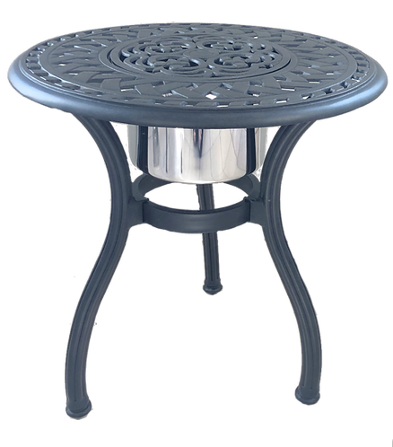 Ice Bucket End Table
