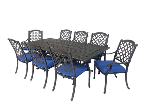 Paisley Dining 9 Piece set