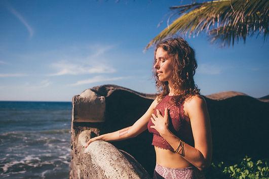 Lindsey Curtis, dream therapist, feminine yoga