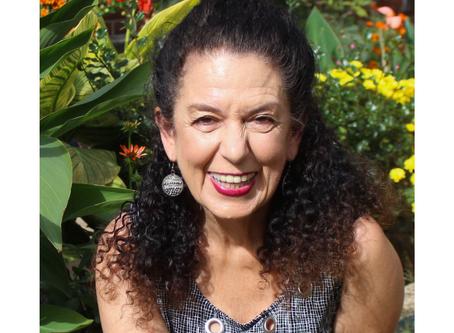 Episode #4: Claudia Rosenhouse Raiken