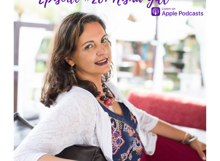 Episode #20: Nisha Gill & Primal Birthing