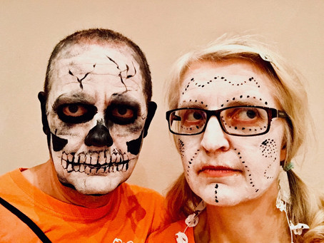 Pickering Cancer Halloween Party